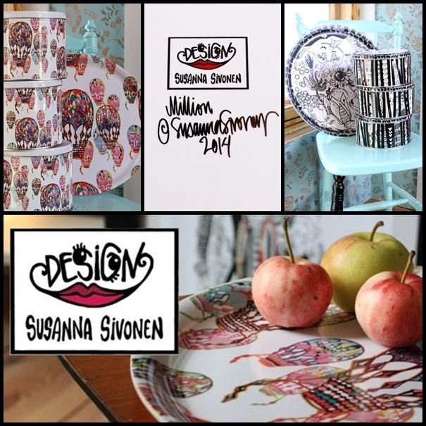 Design Susanna Sivonen